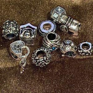 new bracelet beads fit pandora boy puppy theme